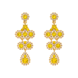 Lily and Rose - MISS KATE EARRINGS - SUNSHINE (GOLD)