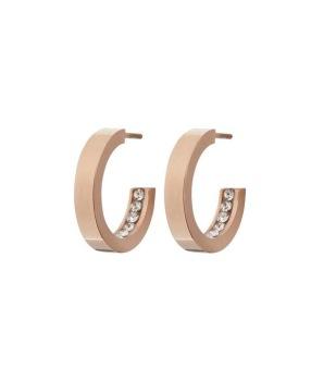 Edblad - Monaco Earrings Mini Rose Gold - Edblad - Monaco Earrings Mini Rose Gold