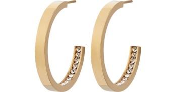 Edblad - Monaco Earrings small gold - Edblad - Monaco Earrings small gold