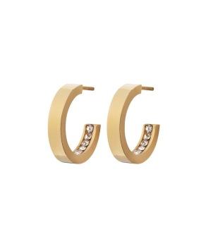 Edblad - Monaco Earrings mini gold - Edblad - Monaco Earrings mini gold