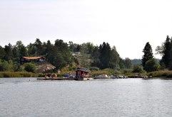 Bad vid Nöckna Hage