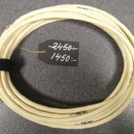 Clou Cable Ivory Sub 6,45 m. RCA