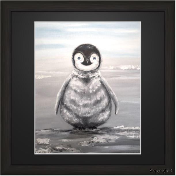 Baby Penguin_I_Sv