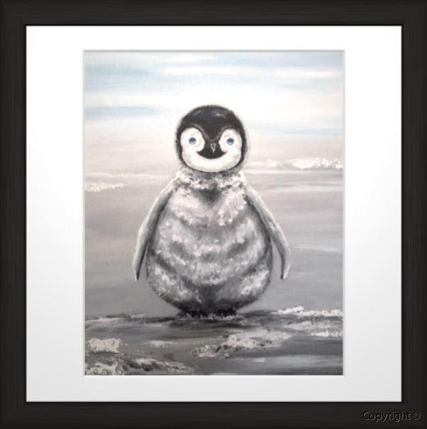 Baby Penguin_I_Vit