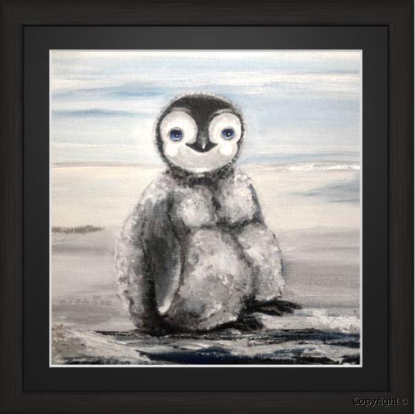 Baby Penguin_II_Sv