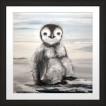 Print Penguins 30x30 - Baby Penguin_II