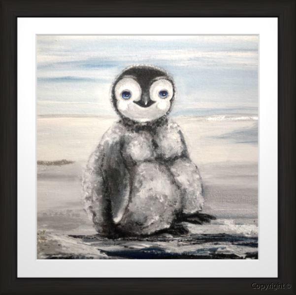 Baby Penguin_II_Vit