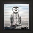 Print Penguins 30x30 - Baby Penguin_III