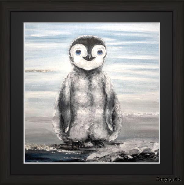 Baby Penguin_III_Sv