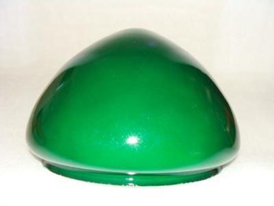 Strindbergsskärm Toppig grön - Strinbergsskärm. Bottendiameter: 200 mm.