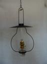 Takfotogenlampa Lyckeby - Takfotogenlampa Lyckeby. Svart. Höjd 65 cm, med kätting ( 0,5 m) total höjd 115 cm.