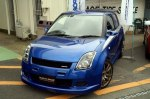 Blå - Swift Sport Pvc