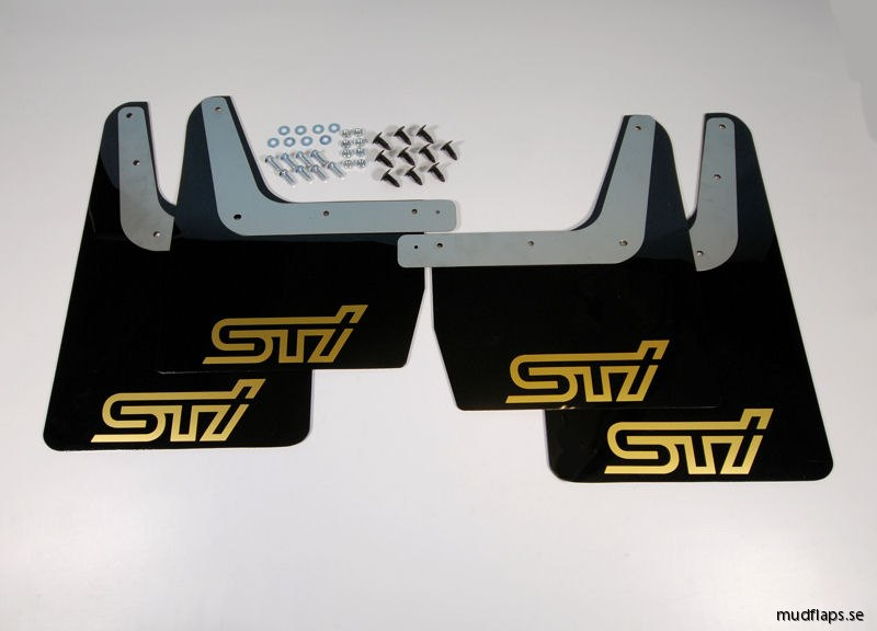 Subaru impreza gt stänkskydd
