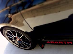 Svarta - Fiat 500 Pvc
