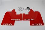 Röda - Citroen C2 Pvc
