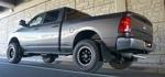 Dodge RAM 1500/2500/3500 - Röd
