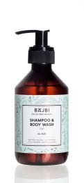 Bäjbi-Schampo&Body wash -