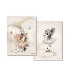 Miss Annie & Miss Sofia - 2 pack -