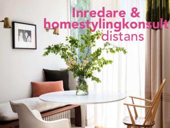Certifierad Inredare + Homestaging-konsult - Certifierad Inredare + Homestaging-konsult