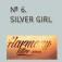 6 silver girl