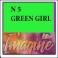 5 green girl