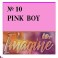 10 pink boy