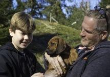Bazze avhämtning med Magnus Fillip