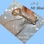 3 K blue