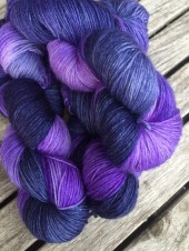 DEEP PURPLE merino