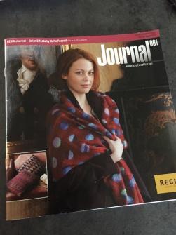 Mönsterbok Regia - Regia journal k fassett