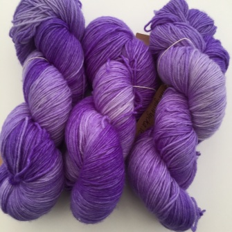 PURPLE RAIN merino - PURPLE RAIN