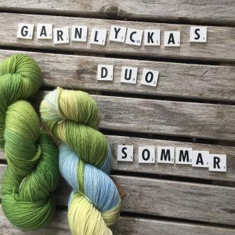 GARNLYCKAS DUO: SOMMAR - Duo sommar