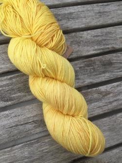 SUNSHINE, silkeblandning - sunshine silke