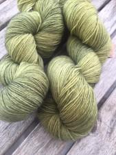 GREEN TEA sockgarn