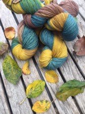 SEPTEMBER sockgarn