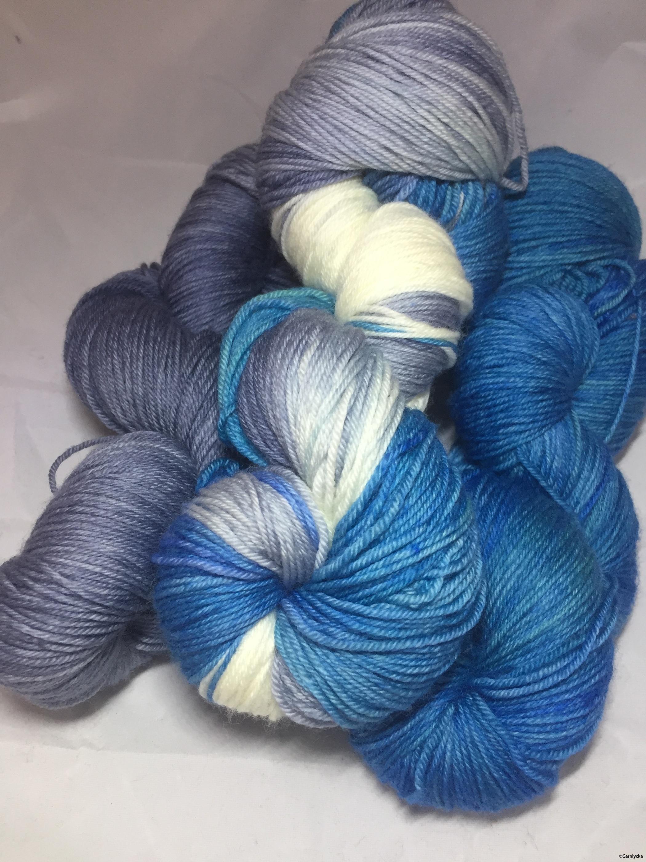 marin/vit/turkosblå