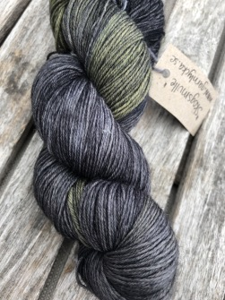 SKOGSMULLE  sockgarn - Skogsmulle sock