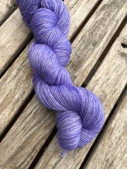 Lavendel sockgarn - Lavendel sock