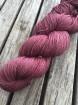 Rödvin silkeblandning - rödvin silke