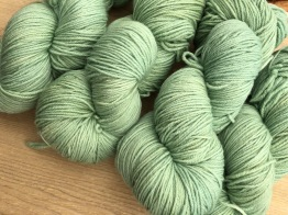 Grön new merino - grön nm