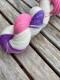 Barbiefest, sockgarn - barbiefest sock