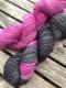 Fuchsia sockgarn