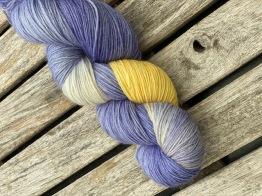 IRIS, sockgarn - iris sock