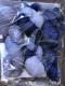GARNLYCKAS 17dagarssjal - 17dagarssjal lavendel/marin