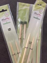 Knit pro bamboo - Knit pro bamboo 4,0