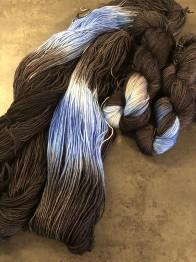Maculinea arion Sockgarn - Maculinea arion Sock