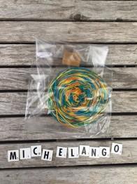MELLOMIX MICHELANGELO, SOCKGARN - MELLOMIX MICHELANGELO