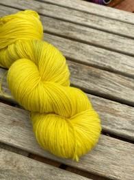 Limone, sockgarn - limone sock
