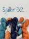 Sjalkit till Slipstravaganza - Nr 32blå/orange