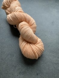 Ljus orange new merino - Ljus orange nm